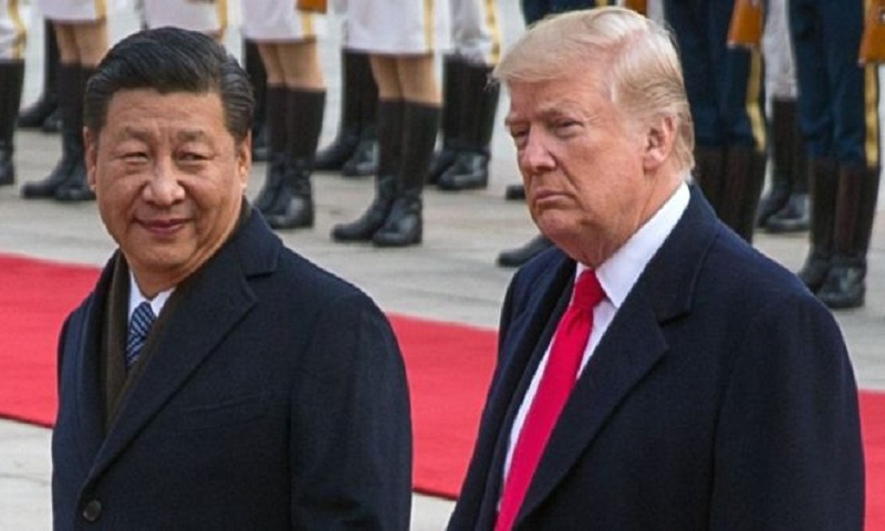 China says it is 'ready to work with US'