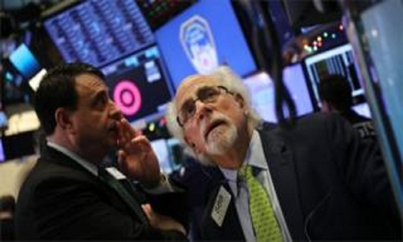 Global markets in worst year since 2008