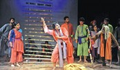"Mohakal to stage ""Neelakhyan"" in Tripura theatre fests"