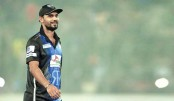 Mashrafe returns to cricket with BPL practice
