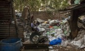 The Indian men who make money selling trash