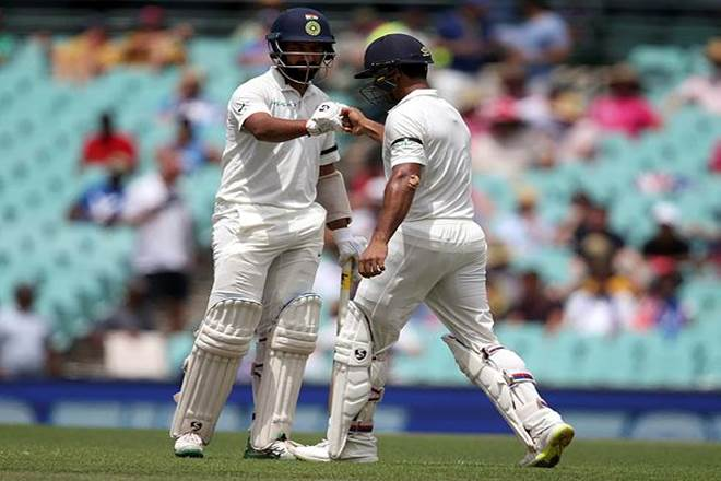 India 69-1 at lunch on day 1 of 4th test against Australia