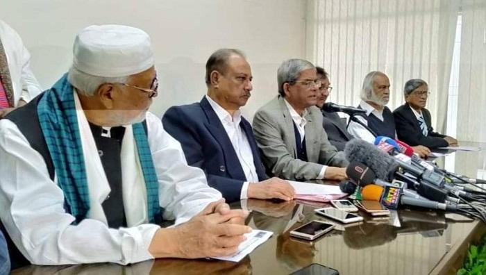 December 30 polls 'a cruel mockery' with nation: Fakhrul