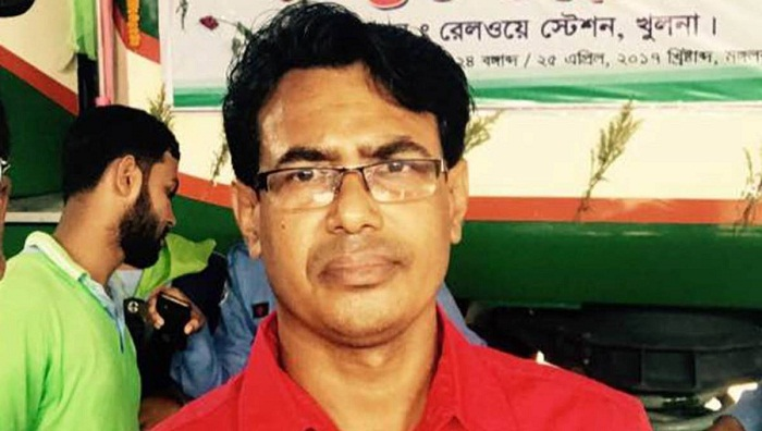 Khulna journo Hedait gets bail until January 14
