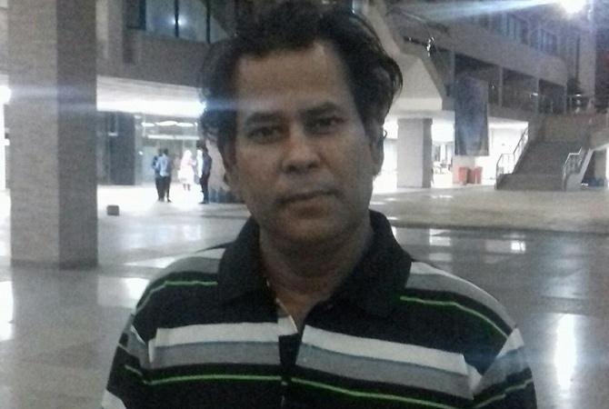 Daily sun journalist Mirza Shameem Akhter dies