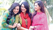 Mili, Any, Nadia work together in a serial for first time
