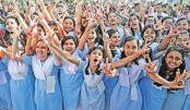 Girls outperform boys in PECE and JSC