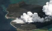Anak Krakatau volcano: Satellites get clear view of collapse