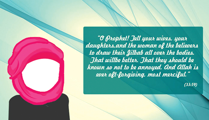 Six common misconceptions  about Hijab (veil)