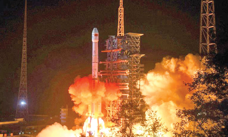 China lands probe on far side of moon in world's first
