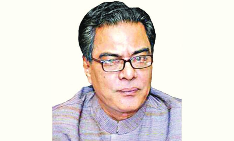Syed Ashraf passes away