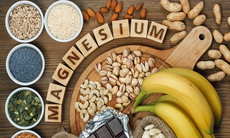 Role of magnesium in maintaining health