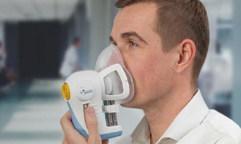 Is a breath test key to detecting cancer?