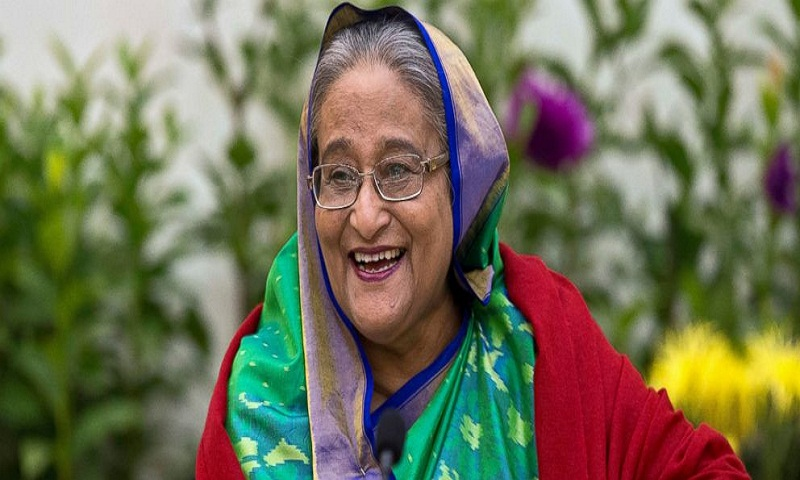 Congratulatory messages flowing to Bangladesh's PM-elect Sheikh Hasina