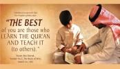 Taking money for teaching Qur'an