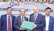 Indian co to set up liquid ink factory  in Meghna EZ