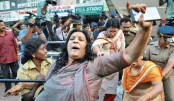 Fresh clashes  in deadly India temple dispute
