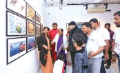 Int'l photographic competition,  exhibition held at AFD