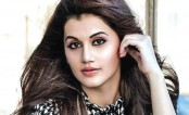 Bollywood's golden girl Taapsee poses on magazine cover