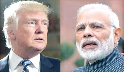 Trump mocks Modi for library in Afghanistan
