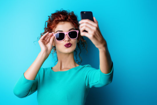 Selfies filters affect body image, says study