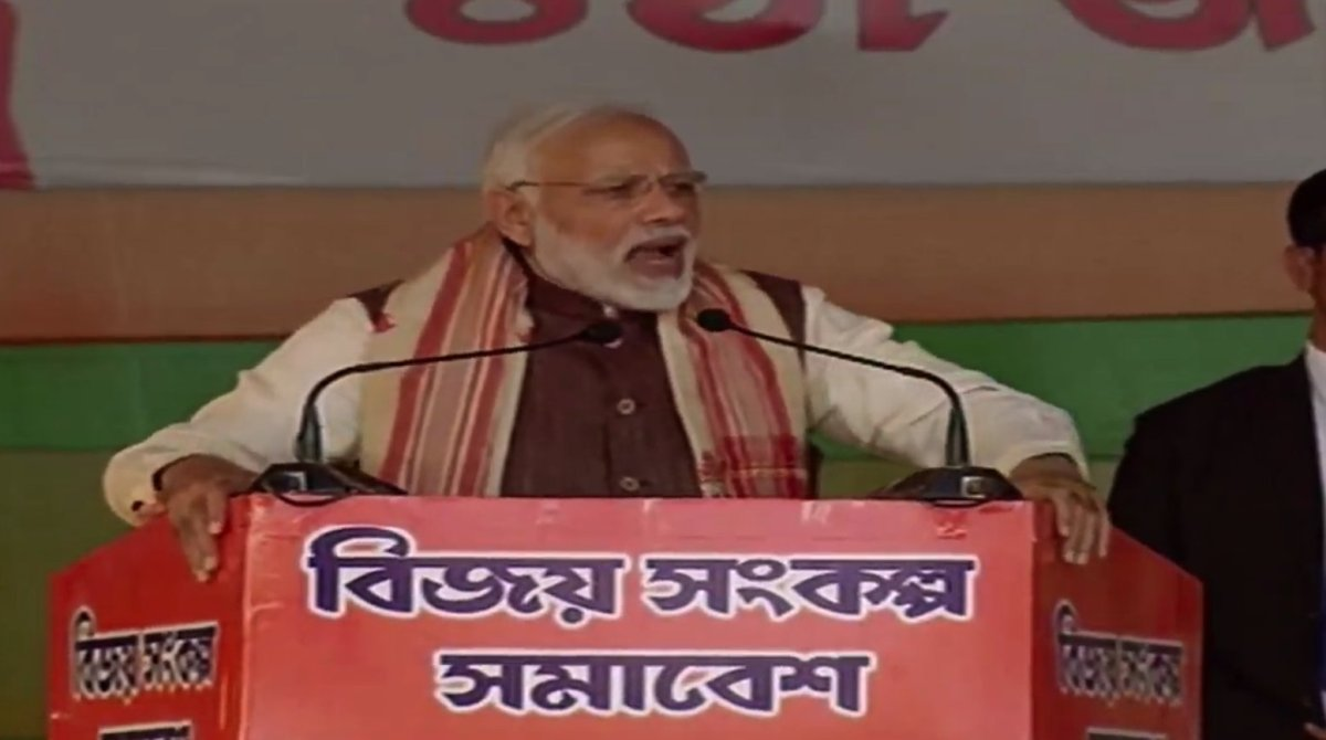 No Indian citizen will be left out of NRC: PM Modi