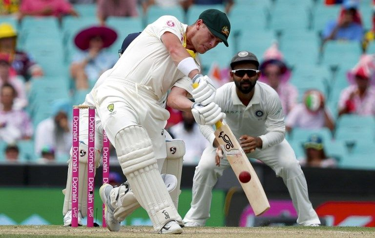 Australia 122-1 at lunch, day 3 of 4th test