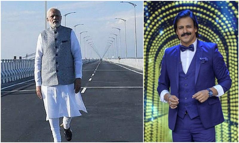 Vivek Oberoi to play Narendra Modi in PM's biopic