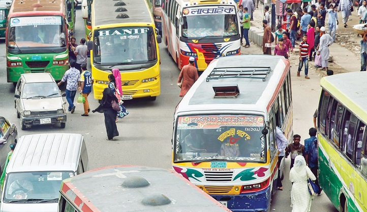 Anarchy, indiscipline still continue on roads