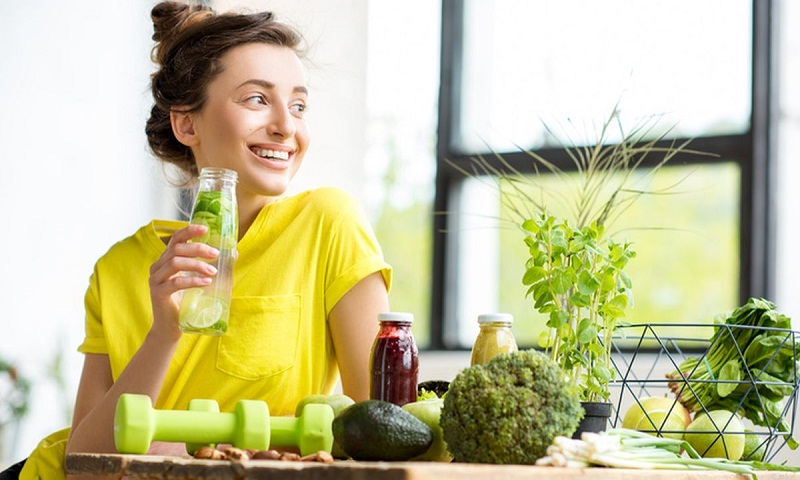 Some healthy habits for working professionals