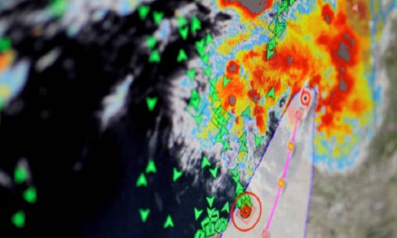 'Orange' alert for Andaman due to cyclone 'Pabuk'