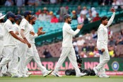 Australia dismissed for 300, India enforce follow-on