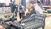 Furniture export witnesses  40.56pc growth in 6 months