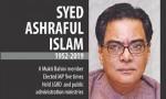 Syed Ashraf to be buried at Banani graveyard today