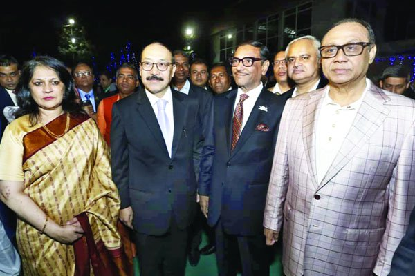 Bangladesh one of the most successful countries in world: Shringla