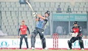 Rangpur Riders return to winning ways thrashing Khulna Titans