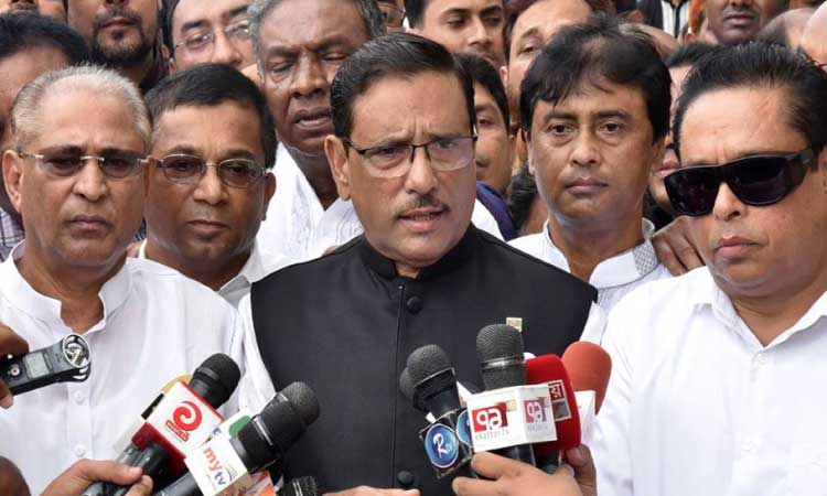 Newly formed cabinet will work for country's development: Quader