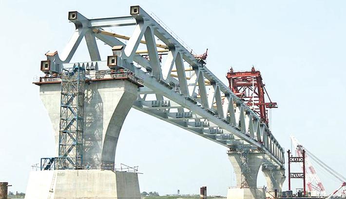 Padma Bridge work gathers pace