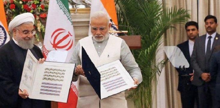 Iran, India move closer on trade as EU stalls