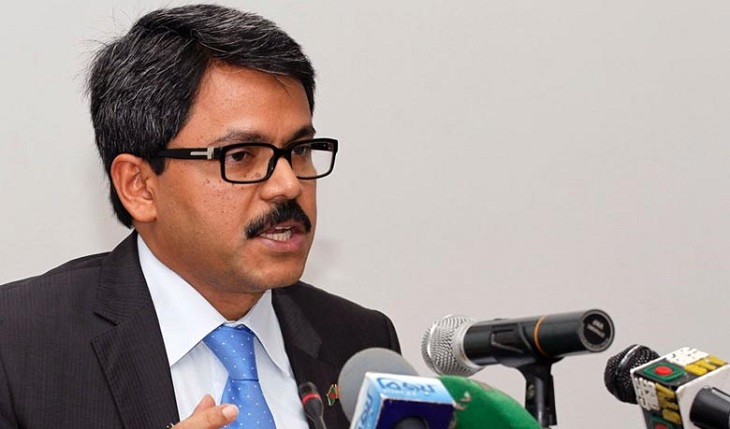 Rohingya issue to be resolved soon, says Shahriar Alam