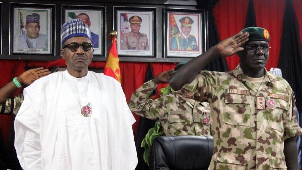 Nigeria's Buhari accepts setbacks in Boko Haram fight