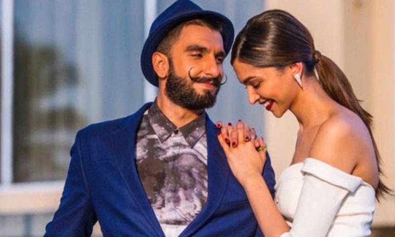 Is Deepika Padukone playing Ranveer Singh's onscreen wife in