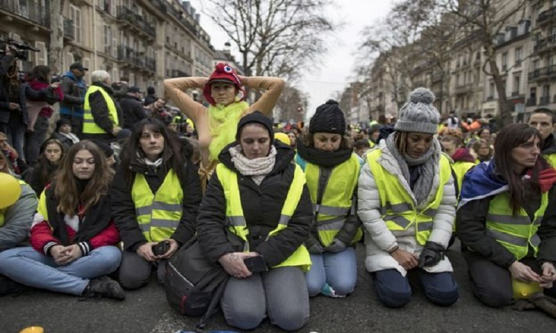 Yellow vests: France to crack down on unsanctioned protests