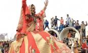 India transgender gurus in landmark Hindu procession