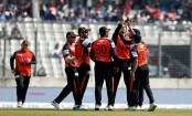 Khulna Titans score 86/8 against Dhaka Dynamytes