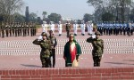 Prime Minister, new cabinet members pay homage to Liberation War martyrs