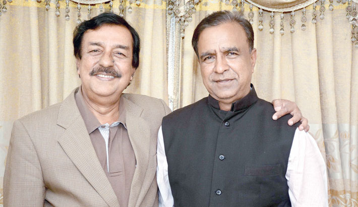 Actor Mahmud Sajjad proud of his brother