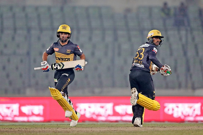 Captain's knock innings by Miraz powers Kings to 1st win