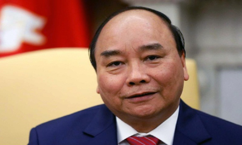 Vietnamese PM greets Sheikh Hasina
