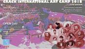 12th CRACK International Art Camp underway in Kushtia
